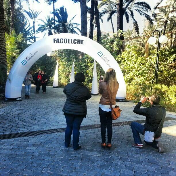 Participantes del I Concurso Instagram FacoElche 2013