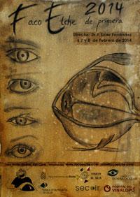 Anatomía de un ojo humano