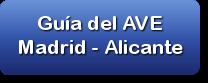 Guía del AVE Madrid-Alicante