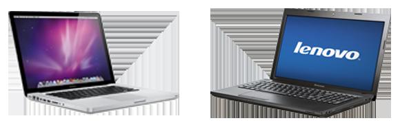 Tanto los equipos MAC como los PC irán centralizados en control de audiovisuales