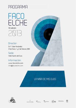 Programa FacoElche 2013: La niña de mis ojos