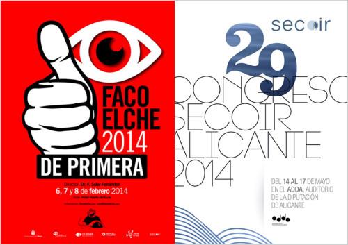 Próximo reto: 29 Congreso de la Secoir en Alicante