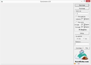 Goniotrans desktop