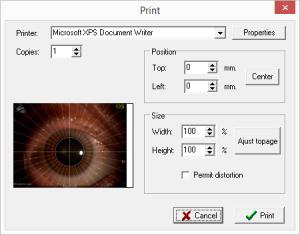 Goniotrans PC Print