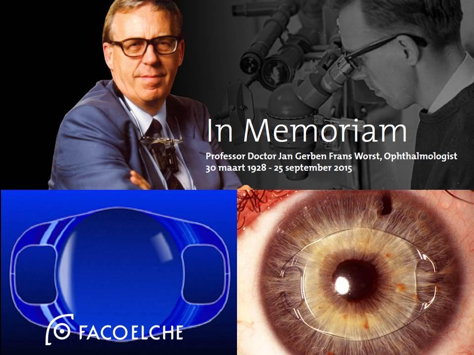 Fallece Jan Worst