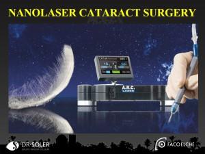 Dispositivos láser alternativos al FemtoFaco - NanoLaser