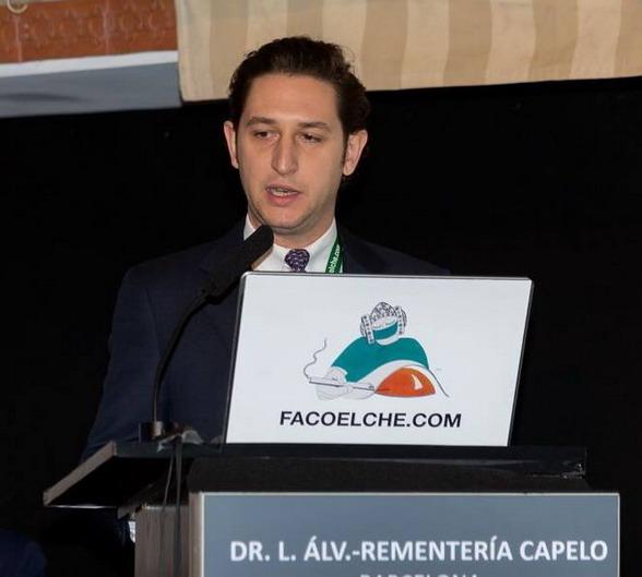 Dr. Laureano Álvarez-Rementería Capelo