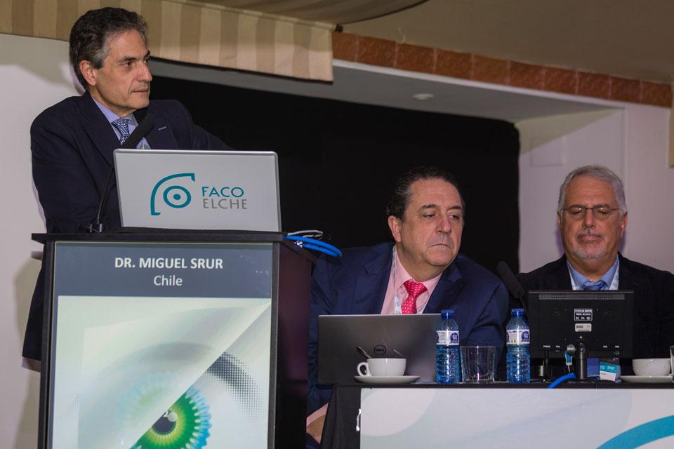 Conferencia de clausura. Dr. Miguel Srur