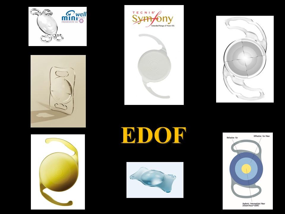 La familia EDOF llama a la puerta