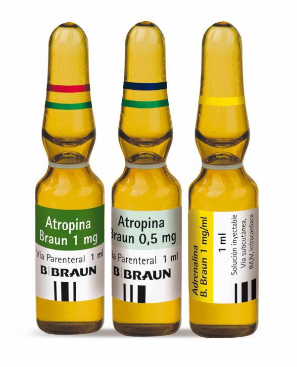 Imagen 5. La eficacia de la atropina en el retraso de la progresión de la miopía ha sido estudiado en varias concentraciones.